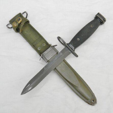 Vietnam War M7 bayonet