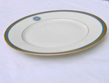 Graf Zeppelin dinner plate