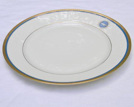 GRAF ZEPPELIN dinner plate DZR Heinrich Co