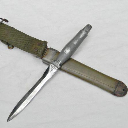 Vietnam War era GERBER 1969 MARK II Fighting Knife
