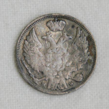 Poland 1838 silver 15 Kopeks 1 Zloty