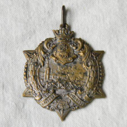 POLAND 1919 Gwiazda Przemyśla Przemysl Star