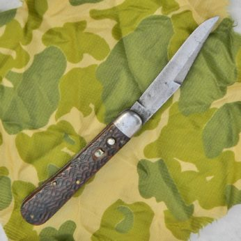 WW2 SCHRADE American paratrooper automatic switchblade knife