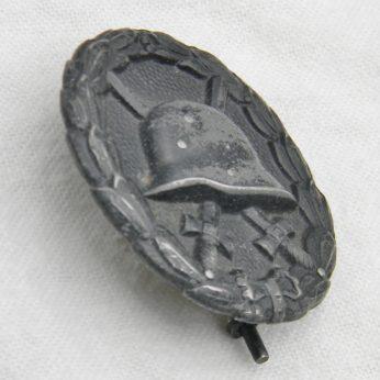 GERMANY WW1 German Army black Wound Badge