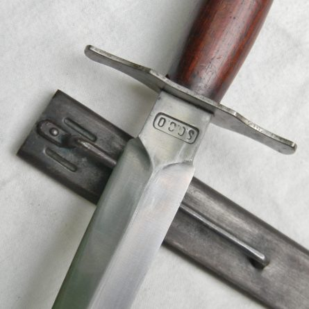 WW1 French Le Vengeur SGCO fighting dagger