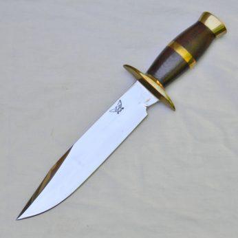 John Nelson Cooper custom Fighting Bowie knife