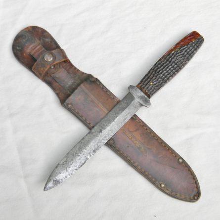 WW2 CASE Pig Sticker fighting knife