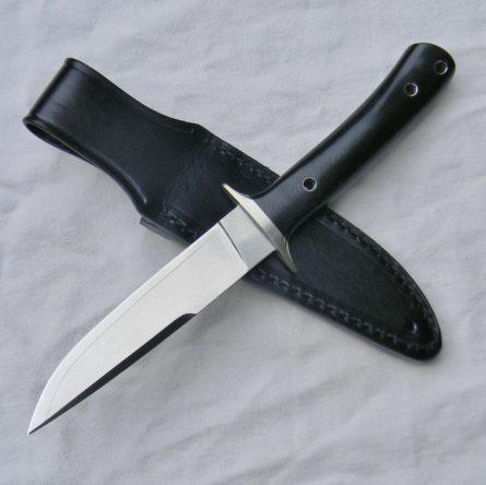 AL MAR model CV-BM Shiva fighting knife Japan