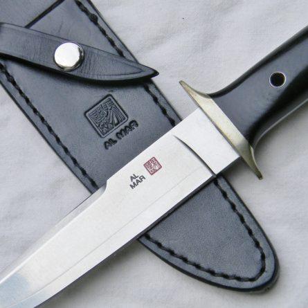 AL MAR Shiva fighting knife; made in Seki, Japan