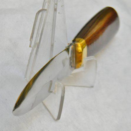custom John Nelson Cooper boot knife original sheath