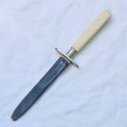 Sheffield England Ebro Williams garter dagger stiletto knife
