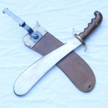 SA 1910 M1904 Hospital Corps Knife RIA scabbard