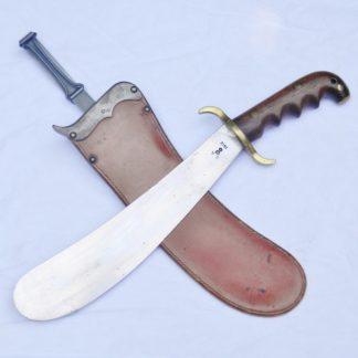 SA 1912 M1904 Hospital Corps Knife RIA scabbard
