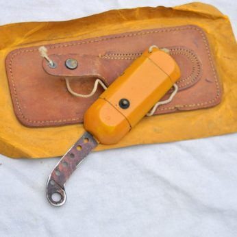 American Western Cutlery life raft rescue knife WW2