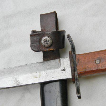 WW1 Germany DEMAG Kampfmesser fighting knife trench dagger