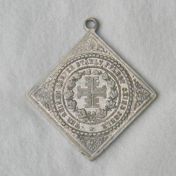 GERMANY Friedrich Ludwig Jahn Gymnastics silver medal