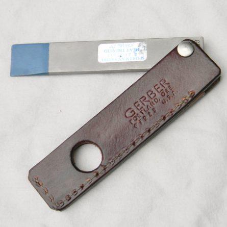 GERBER vintage SPORTMANS STEEL knife hone