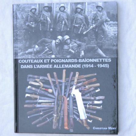 WW1 Germany Kampfmesser trench knife