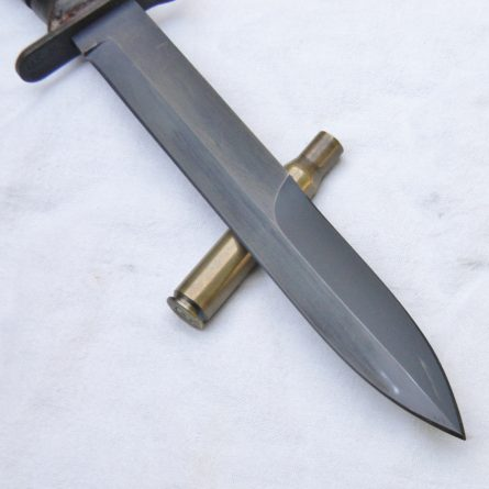 Camillus M3 TRENCH KNIFE WW2 American Fighting Knife M8 scabbard