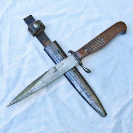 Robert Herder WW1 Germany Kampfmesser fighting knife trench dagger