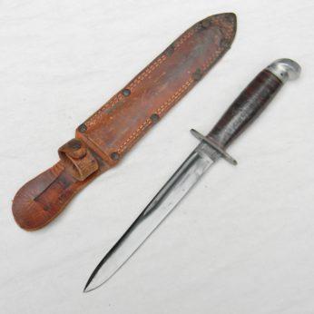 Western L77 Commando Stiletto WW2 American Fighting Knife