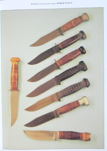 WW2 American MK1 Knife