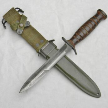 American WW2 era Imperial M3 Trench Knife