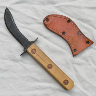 WW2 Korean War US Navy D-A life raft knife