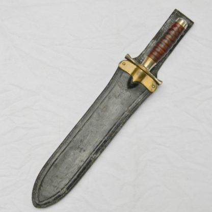 Springfield Armory M1887 Hospital Corps Knife Watervliet Arsenal scabbard