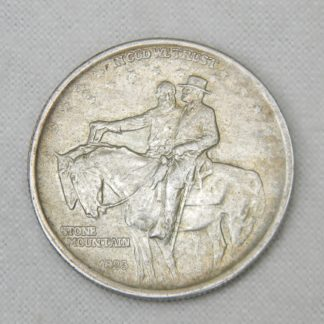USA 1925 Stone Mountain monument silver Half Dollar coin