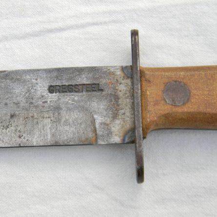 AUSTRALIAN WW2 fighting knife