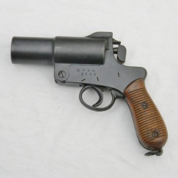 WW2 Imperial Japan Type 10 Army flare gun