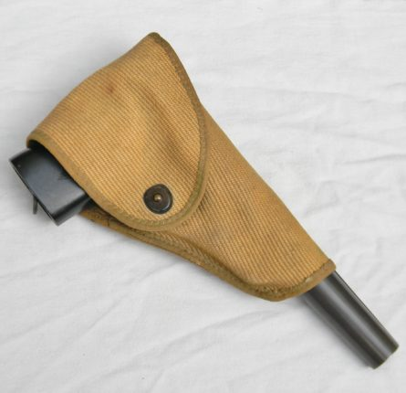WW2 USN Signal Pistol Mark 5 holster