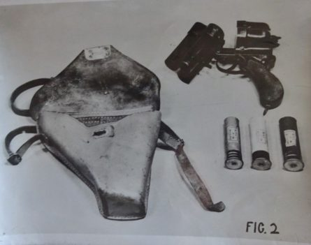 JAPAN Type 90 flare gun holster