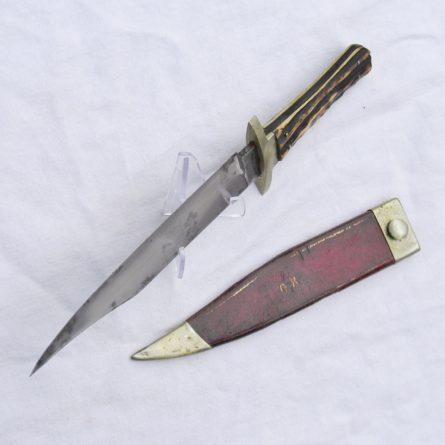 James Westa Sheffield Civil War Bowie knife