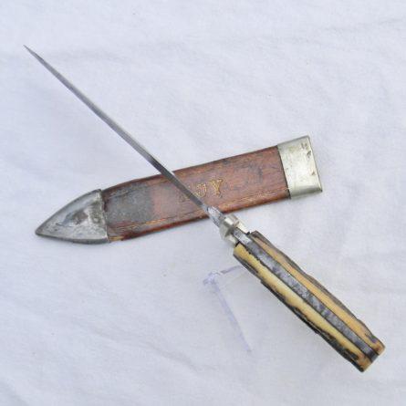 ALEXANDER SHEFFIELD NY dagger Civil War