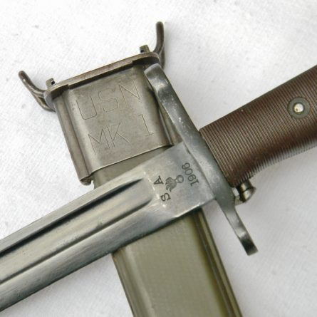 WW2 uncut SA M1905 bayonet