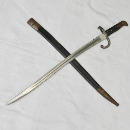 Bavaria M1869 Yatagan bayonet