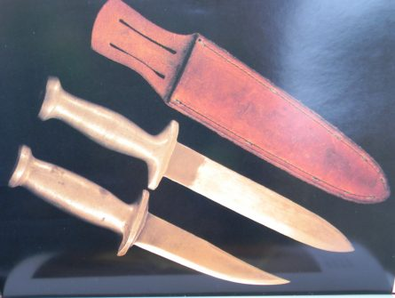 WW2 American fighting knife