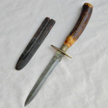 England garter dagger Joseph Allen