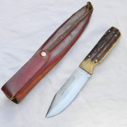 MARBLES DeWeese knife