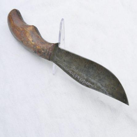 Vietnam War fighting knife Ballard collection