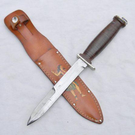WW2 American fighting knife