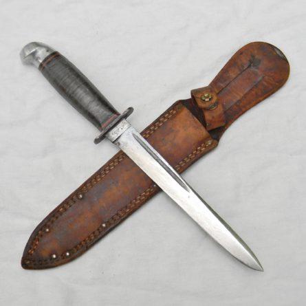Western L77 Commando WW2 American fighting knife