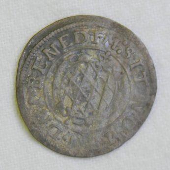 Bavaria 1622 silver 15 Kreuzer