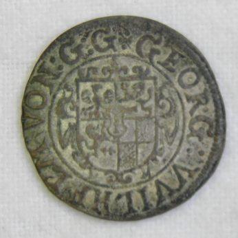 BRANDENBURG 1623 silver 1/24 Thaler