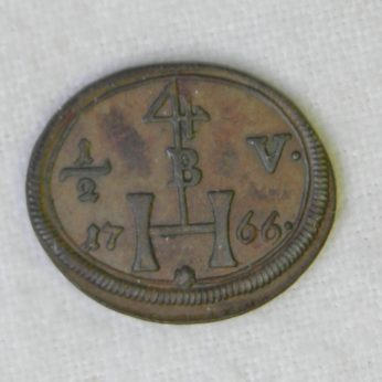 Bavaria 1766 HAAG BREWERY beer token