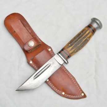 CASE Tested XX CODY hunting knife