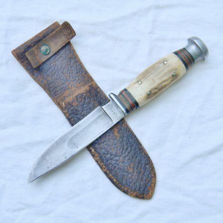 CASE Tested XX CARSON knife