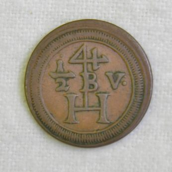 Bavaria HAAG BREWERY beer token